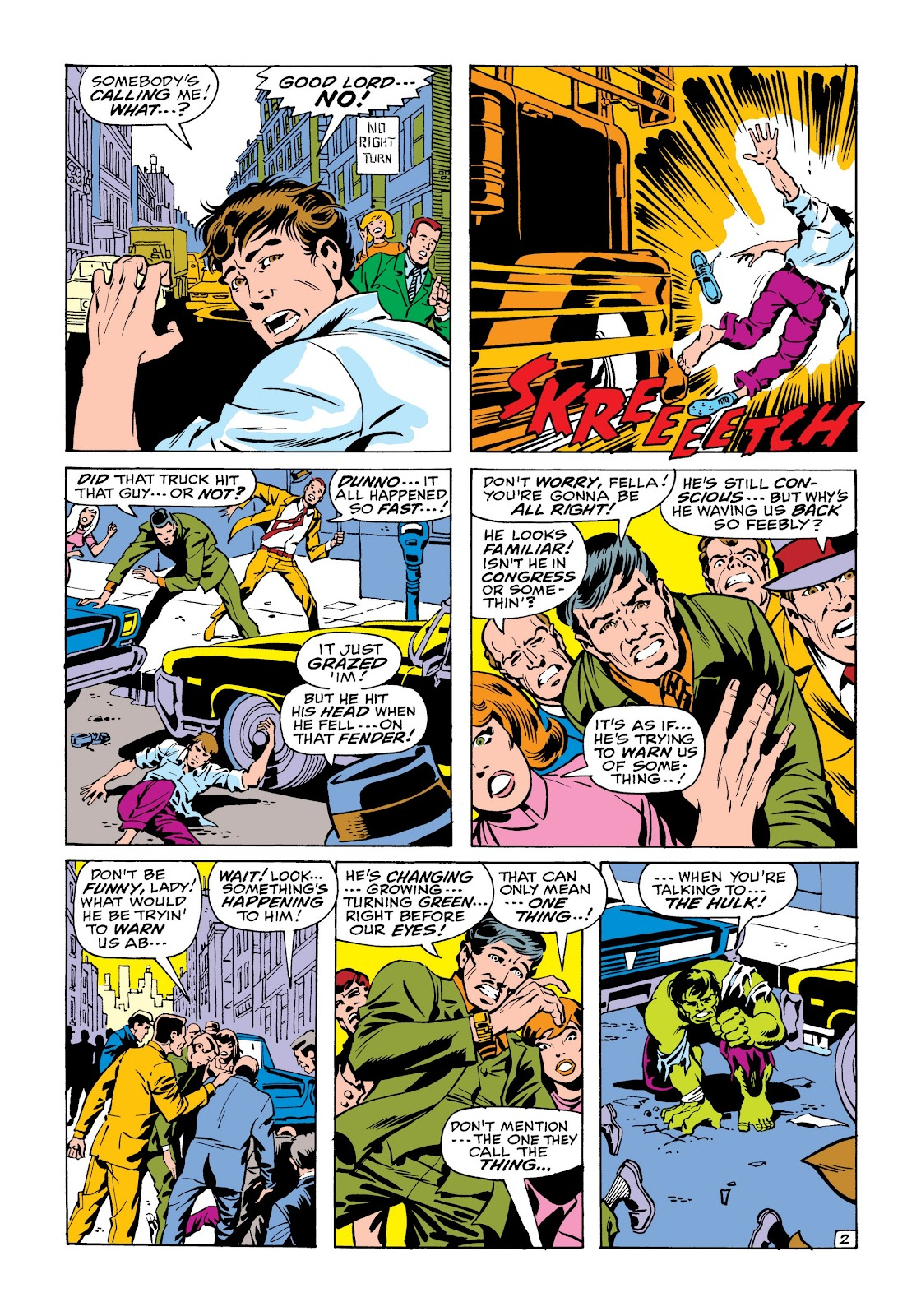Read online Marvel Masterworks: The Incredible Hulk comic -  Issue # TPB 6 (Part 2) - 16