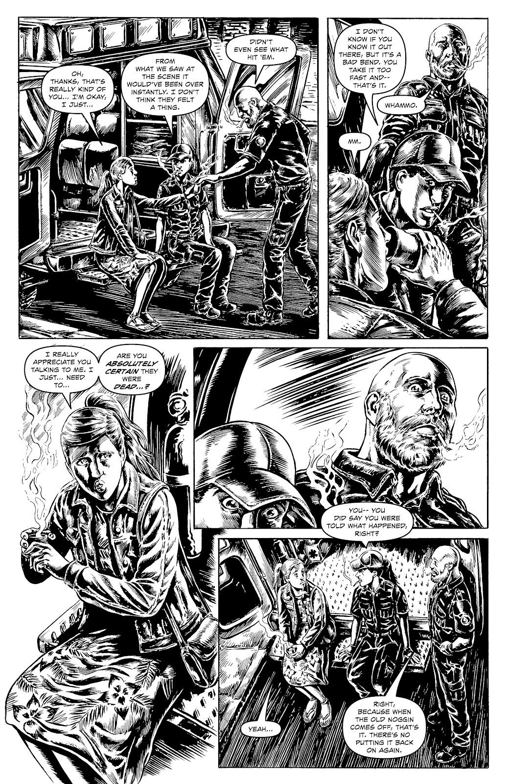 Read online Alan Moore's Cinema Purgatorio comic -  Issue #17 - 18