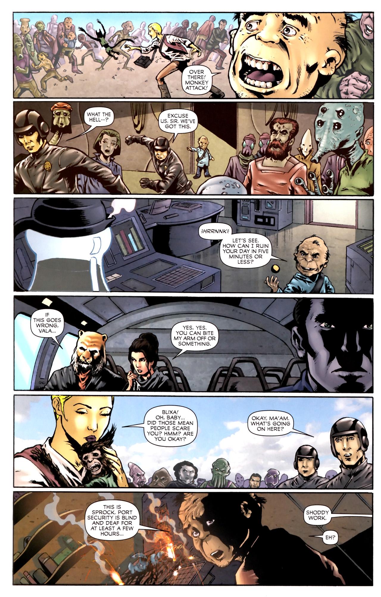 Read online Stargate Vala Mal Doran comic -  Issue #2 - 18