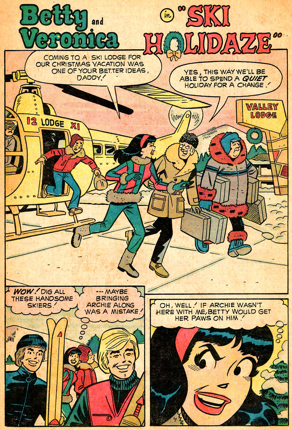 Read online Archie's Girls Betty and Veronica comic -  Issue #218 - 14