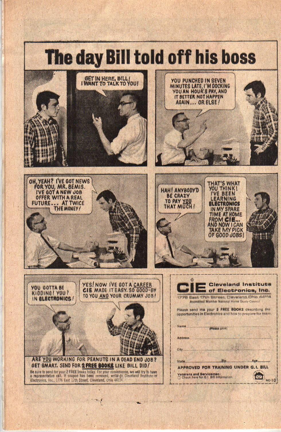 Read online Shazam! (1973) comic -  Issue #6 - 12