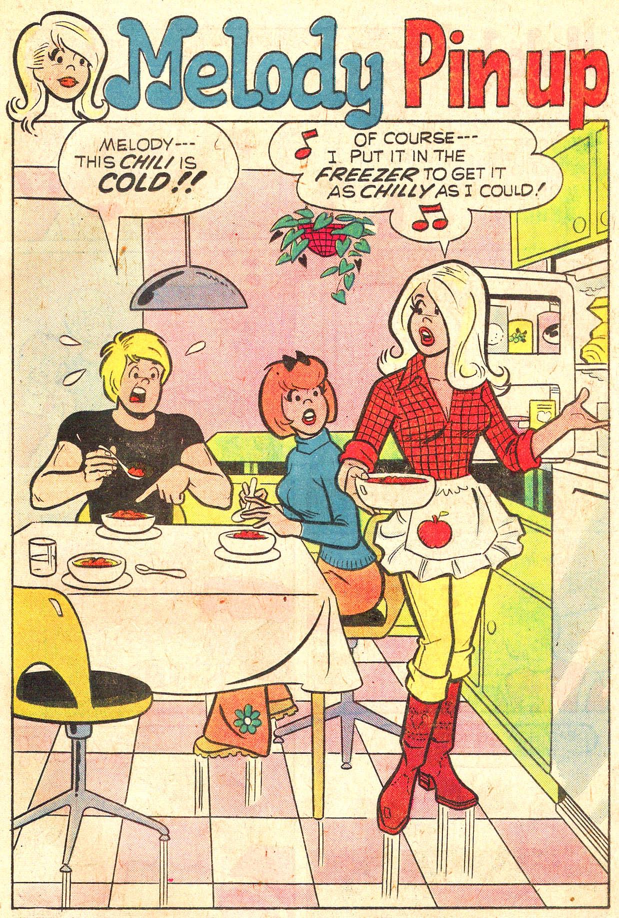Read online She's Josie comic -  Issue #95 - 21