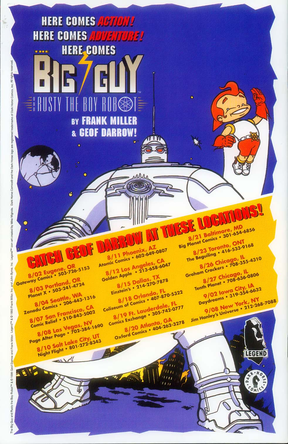 Godzilla (1995) Issue #3 #4 - English 36