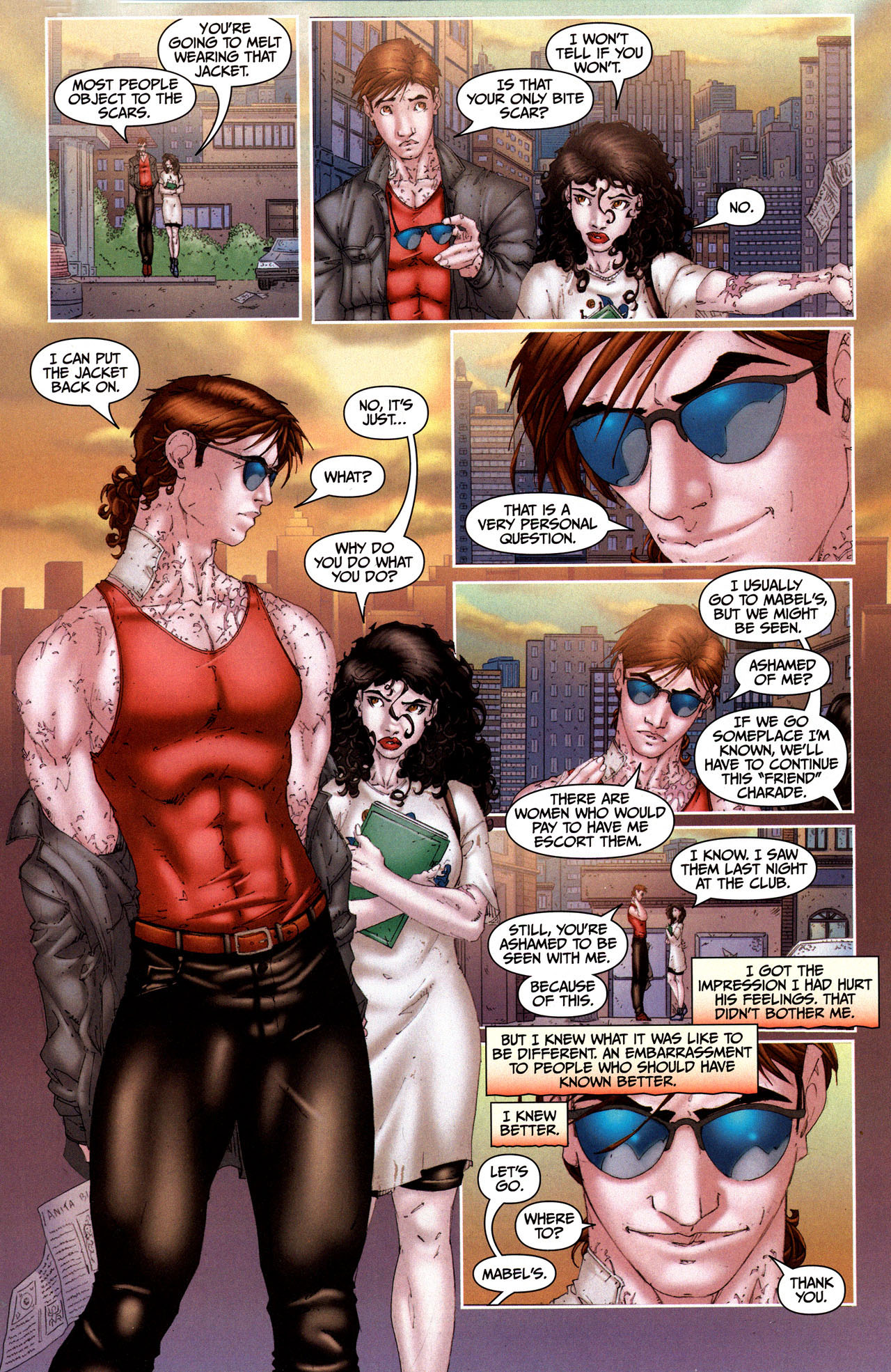 Read online Anita Blake, Vampire Hunter: Guilty Pleasures comic -  Issue #5 - 14