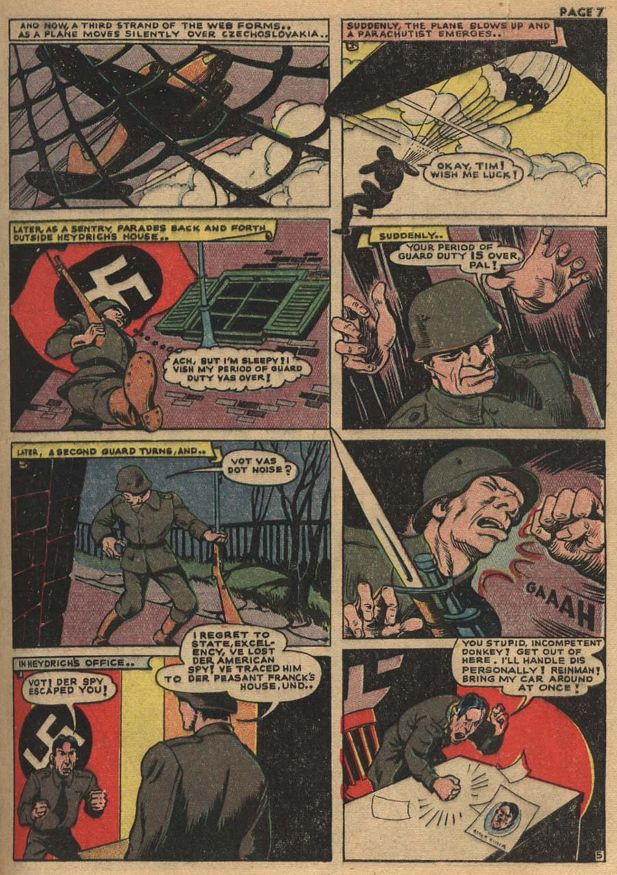 Zip Comics issue 31 - Page 7