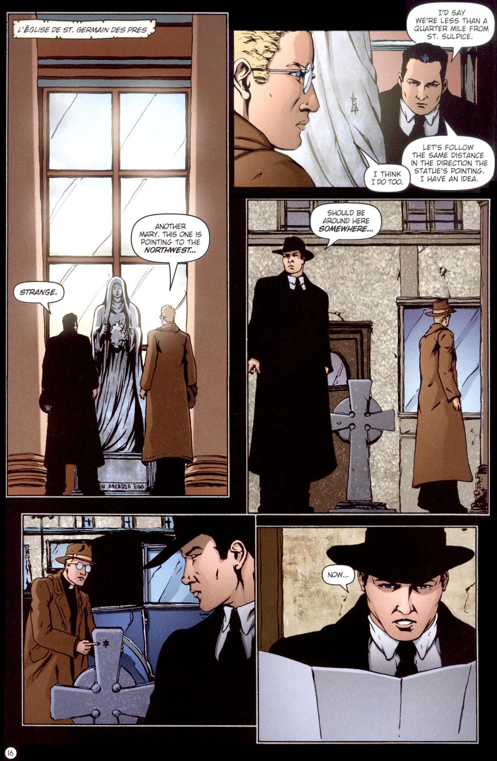 Read online Rex Mundi comic -  Issue #13 - 18