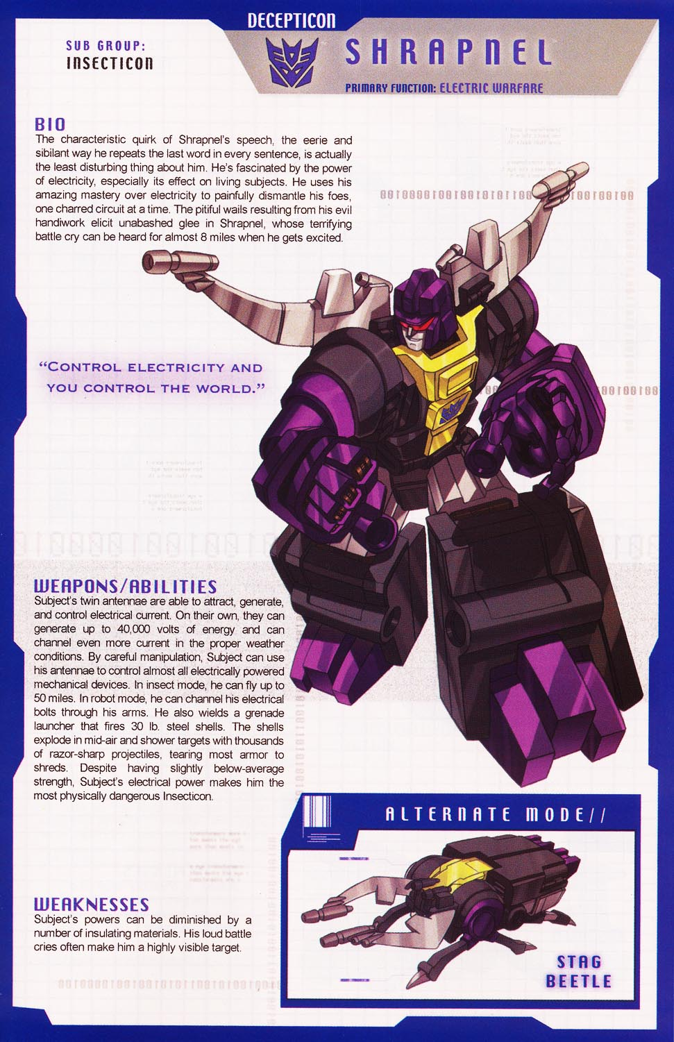 Read online Transformers: More than Meets the Eye comic -  Issue #3 - 45