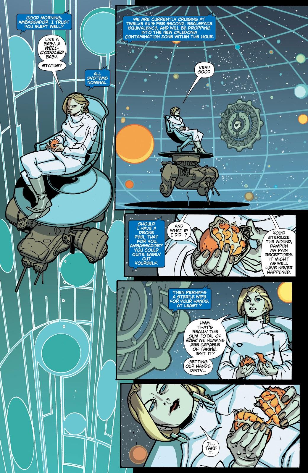 Read online Strange Adventures (2014) comic -  Issue # TPB (Part 1) - 87