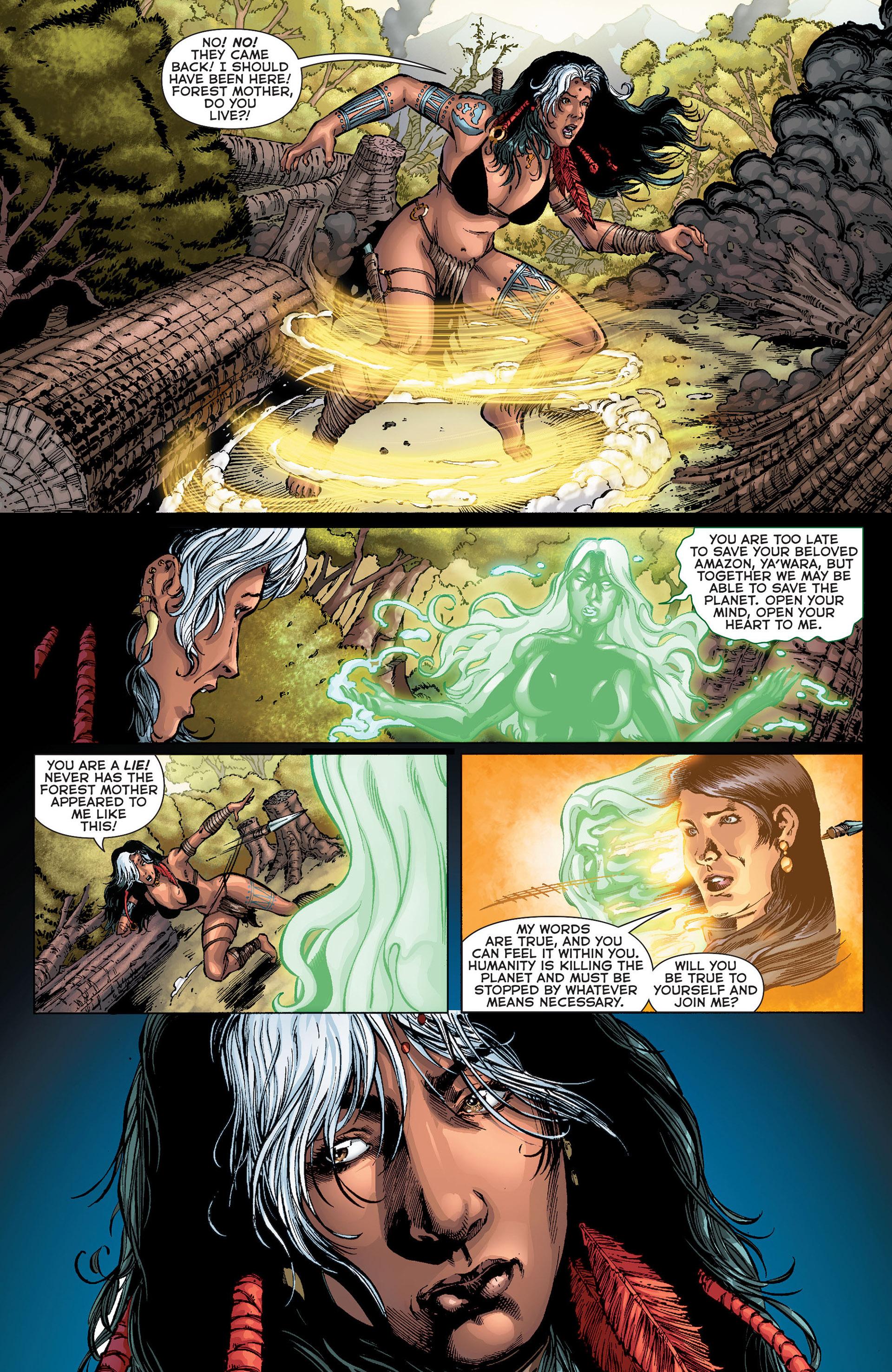 Read online Aquaman (2011) comic -  Issue #Aquaman (2011) _Annual 1 - 23