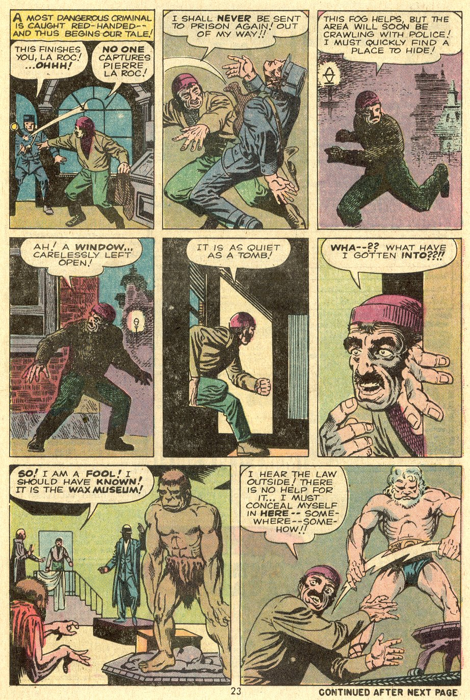 Strange Tales (1951) issue 175 - Page 17