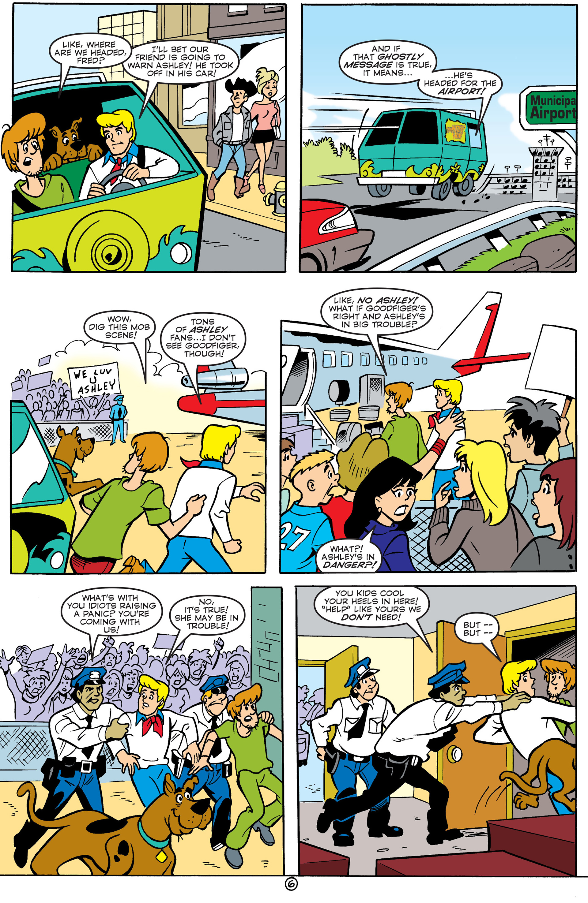 Read online Scooby-Doo (1997) comic -  Issue #51 - 19