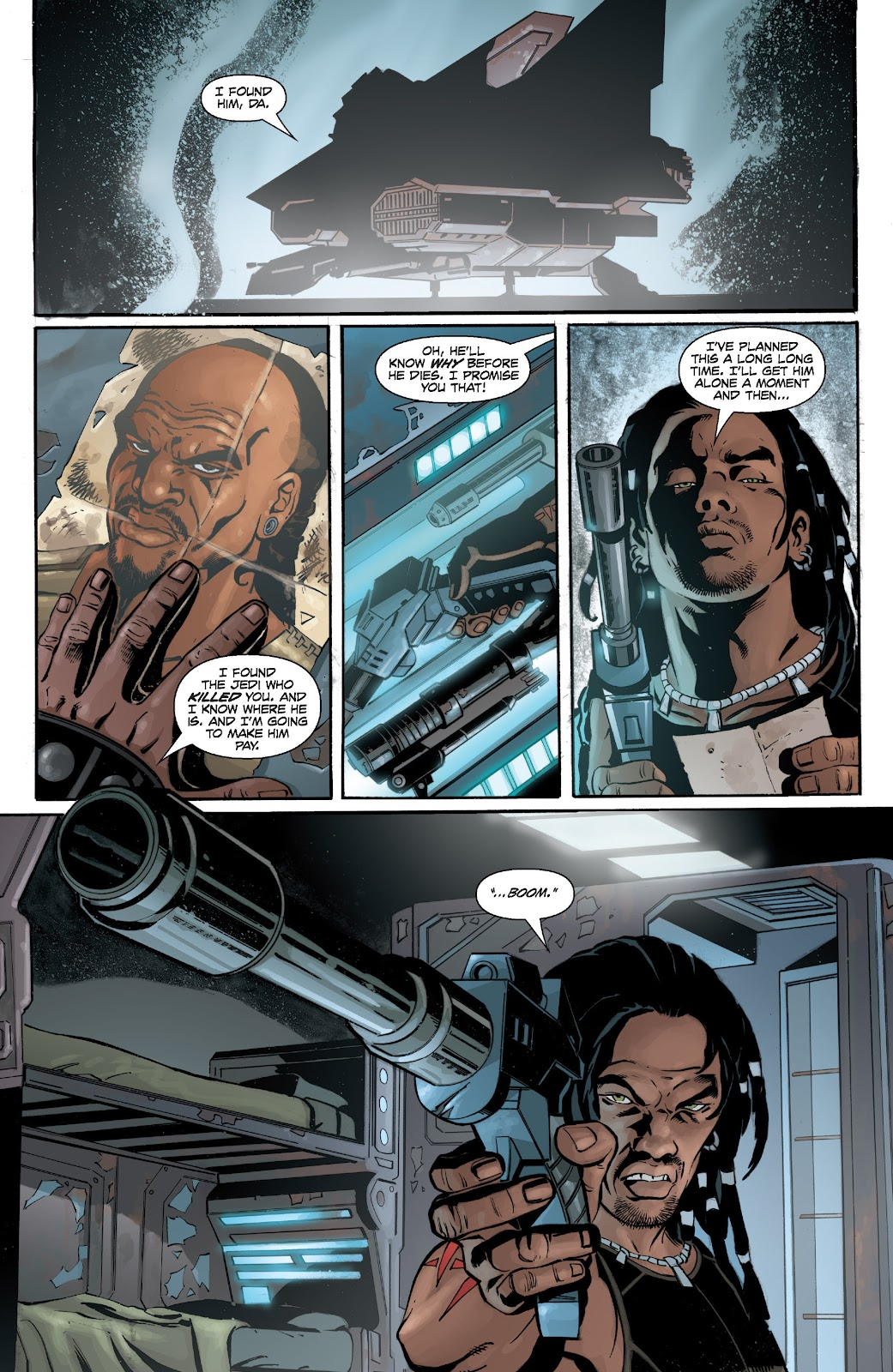 Read online Star Wars Legends: Legacy - Epic Collection comic -  Issue # TPB 2 (Part 2) - 71