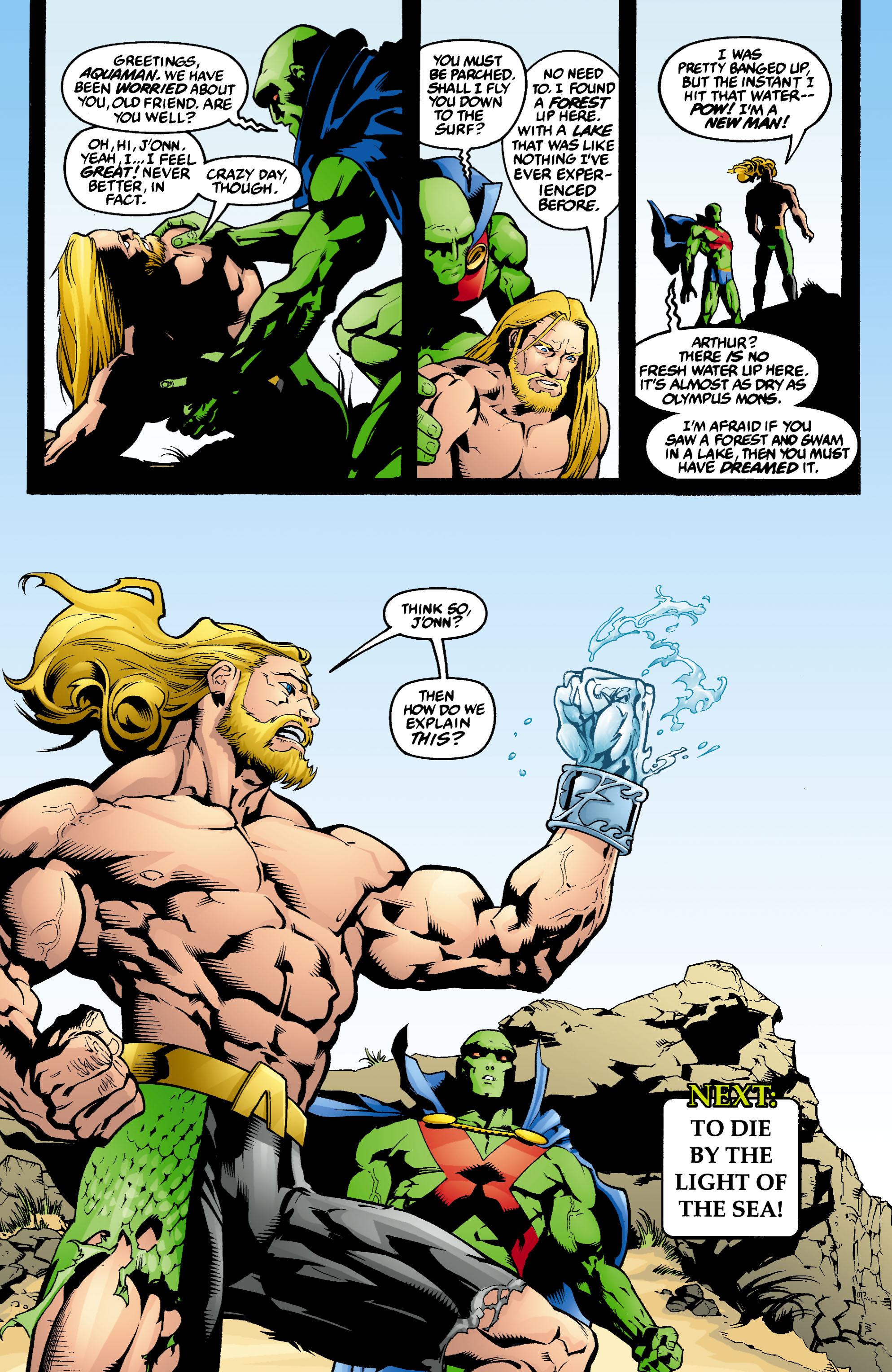 Read online Aquaman (2003) comic -  Issue #1 - 23