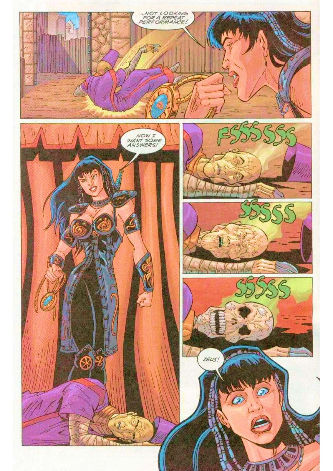 Xena: Warrior Princess (1999) Issue #4 #4 - English 18