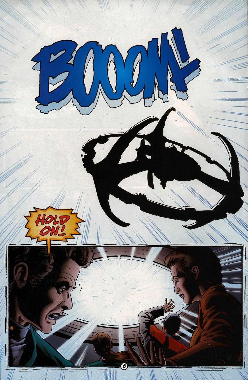 Read online Star Trek: Deep Space Nine (1993) comic -  Issue # _Special 1 - 12