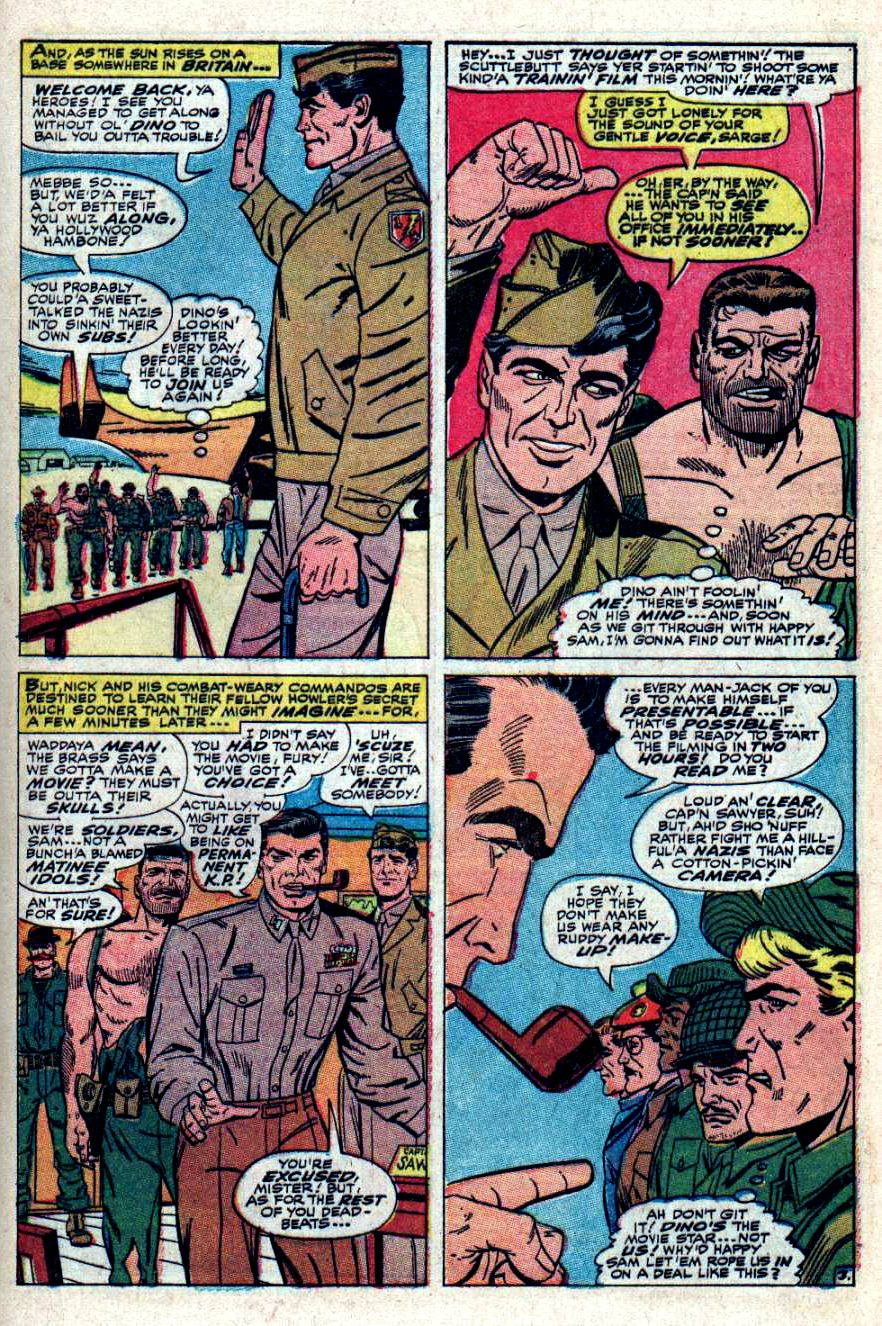 Read online Sgt. Fury comic -  Issue #41 - 5