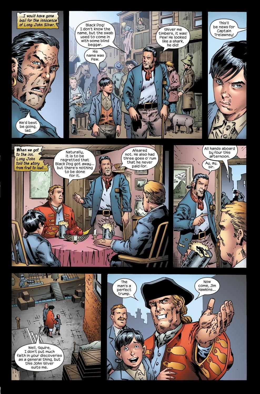 Read online Treasure Island comic -  Issue #2 - 14