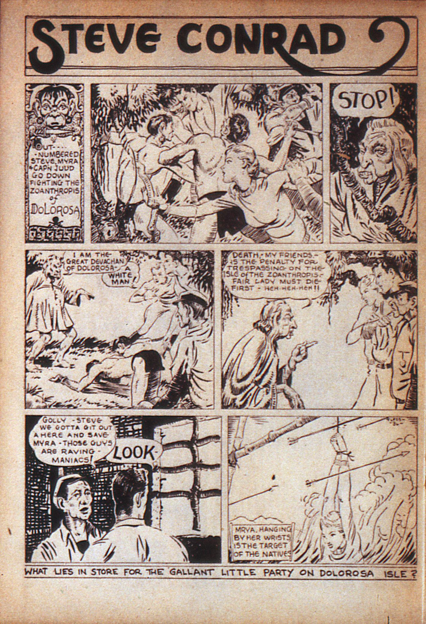 Read online Adventure Comics (1938) comic -  Issue #7 - 40