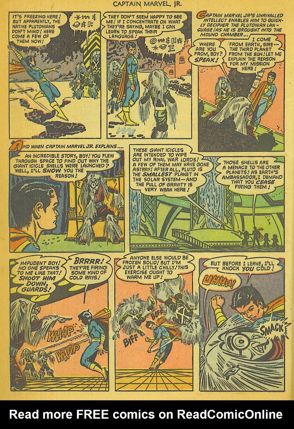 Captain Marvel, Jr. issue 111 - Page 5