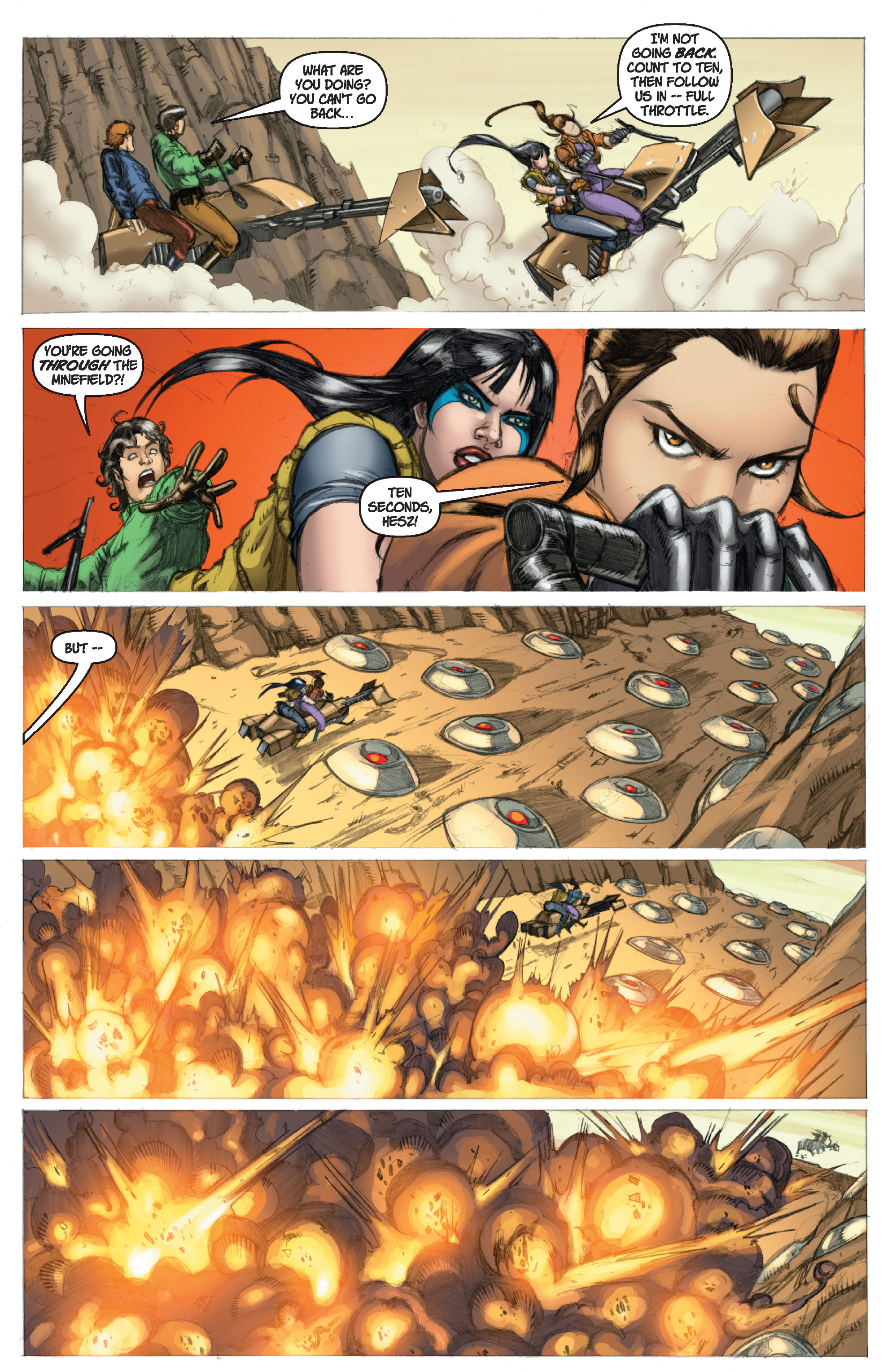 Read online Star Wars Omnibus comic -  Issue # Vol. 20 - 134