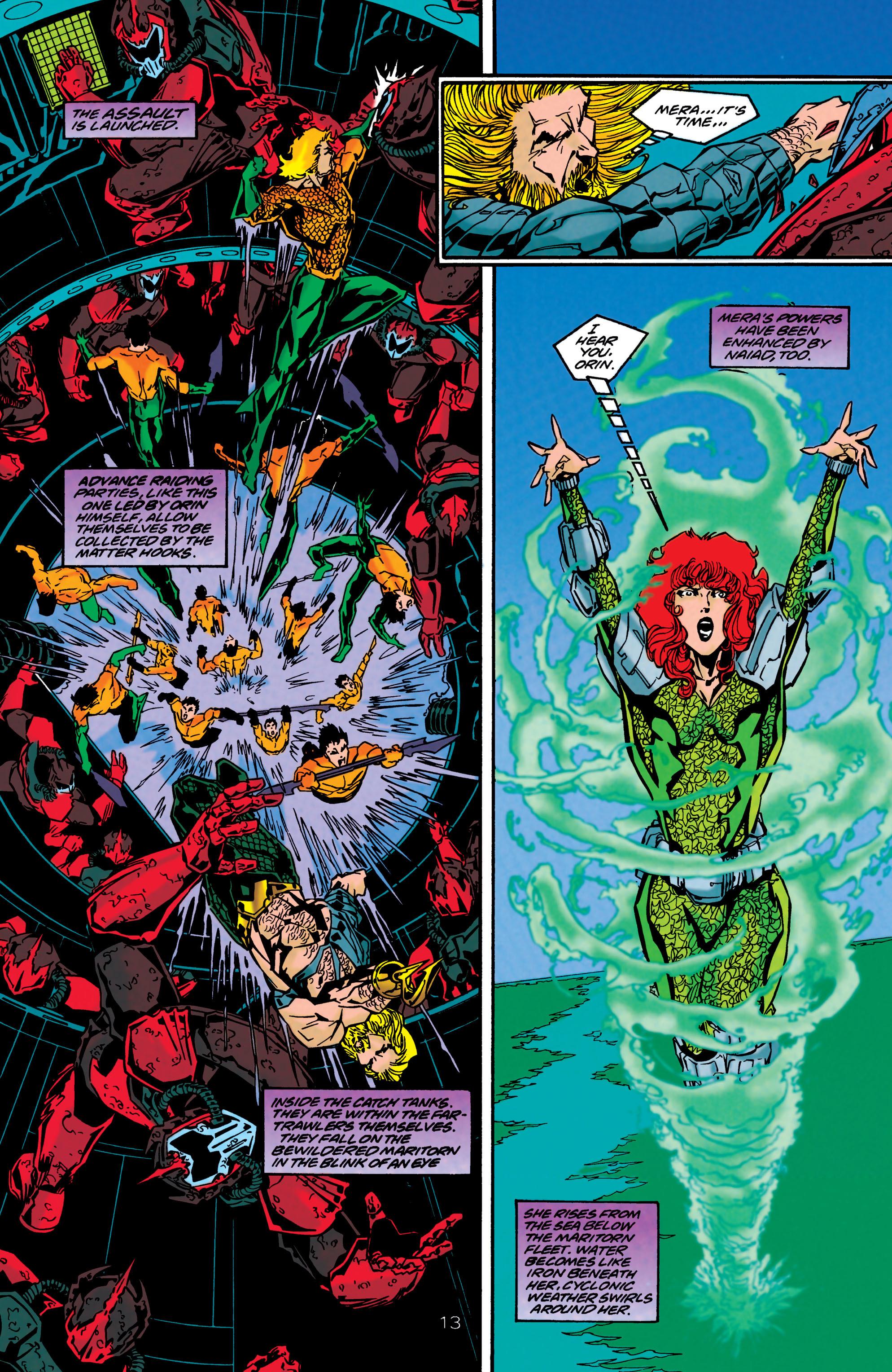 Read online Aquaman (1994) comic -  Issue #48 - 13