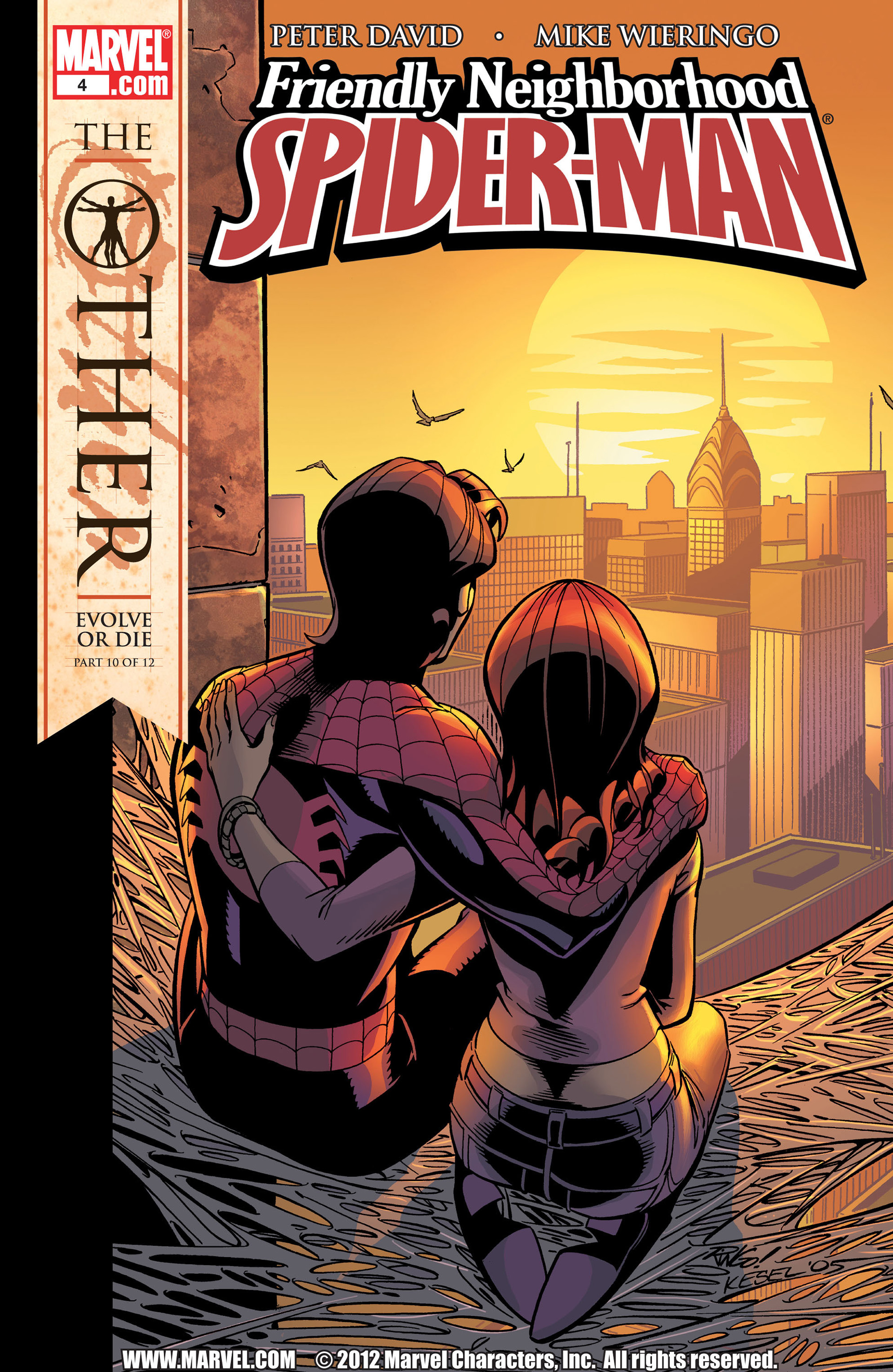 Friendly Neighborhood Spider-Man 4 Page 1