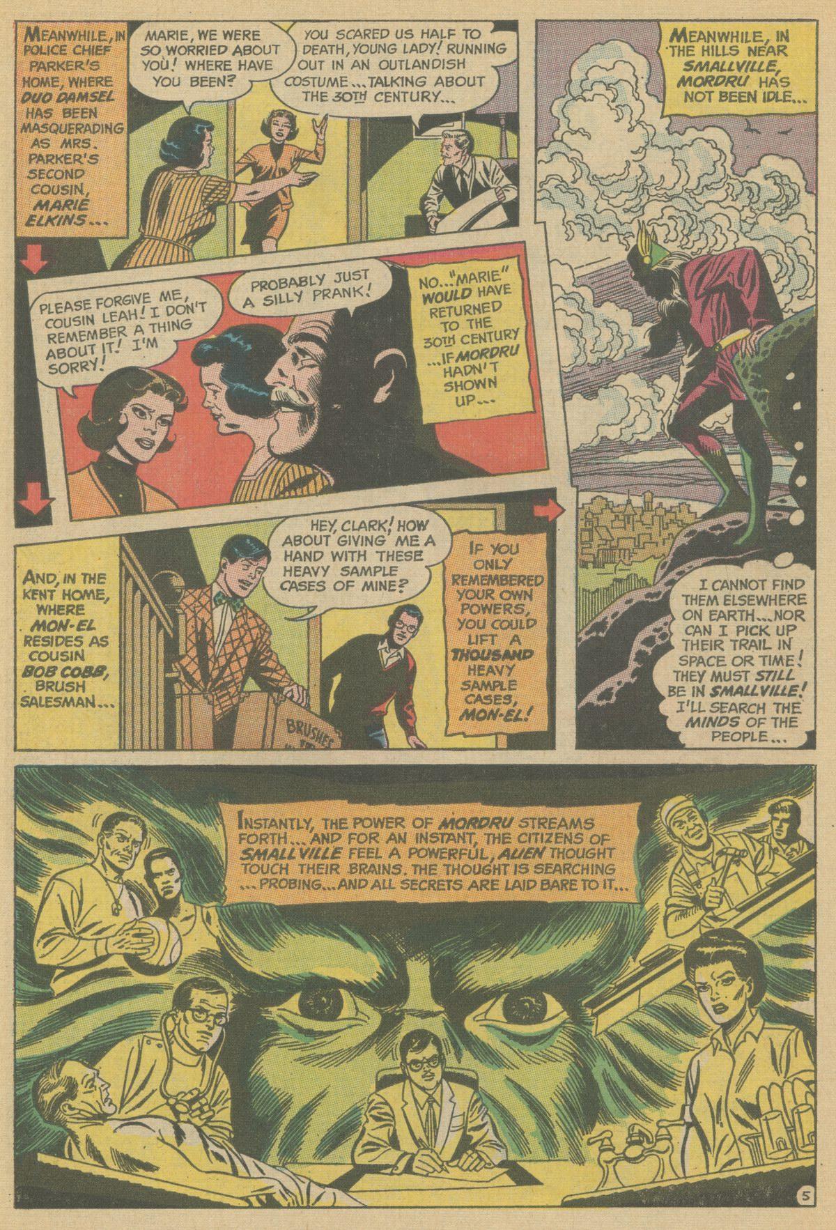 Read online Adventure Comics (1938) comic -  Issue #370 - 7