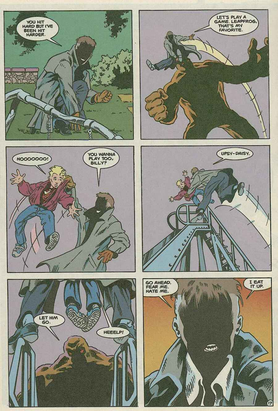 Elementals (1984) issue Special 1 - Page 19