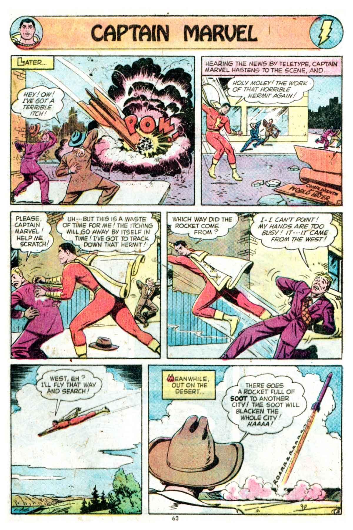 Read online Shazam! (1973) comic -  Issue #16 - 63