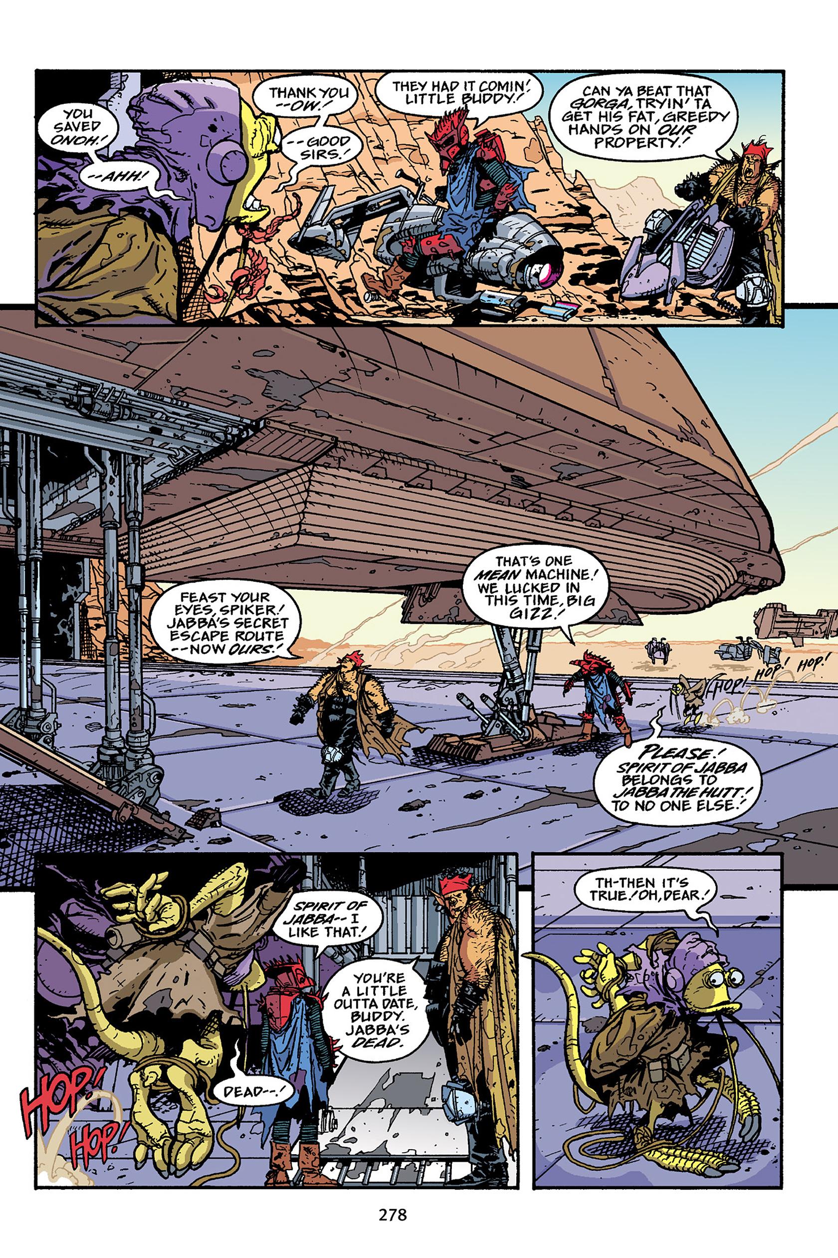 Read online Star Wars Omnibus comic -  Issue # Vol. 30 - 275