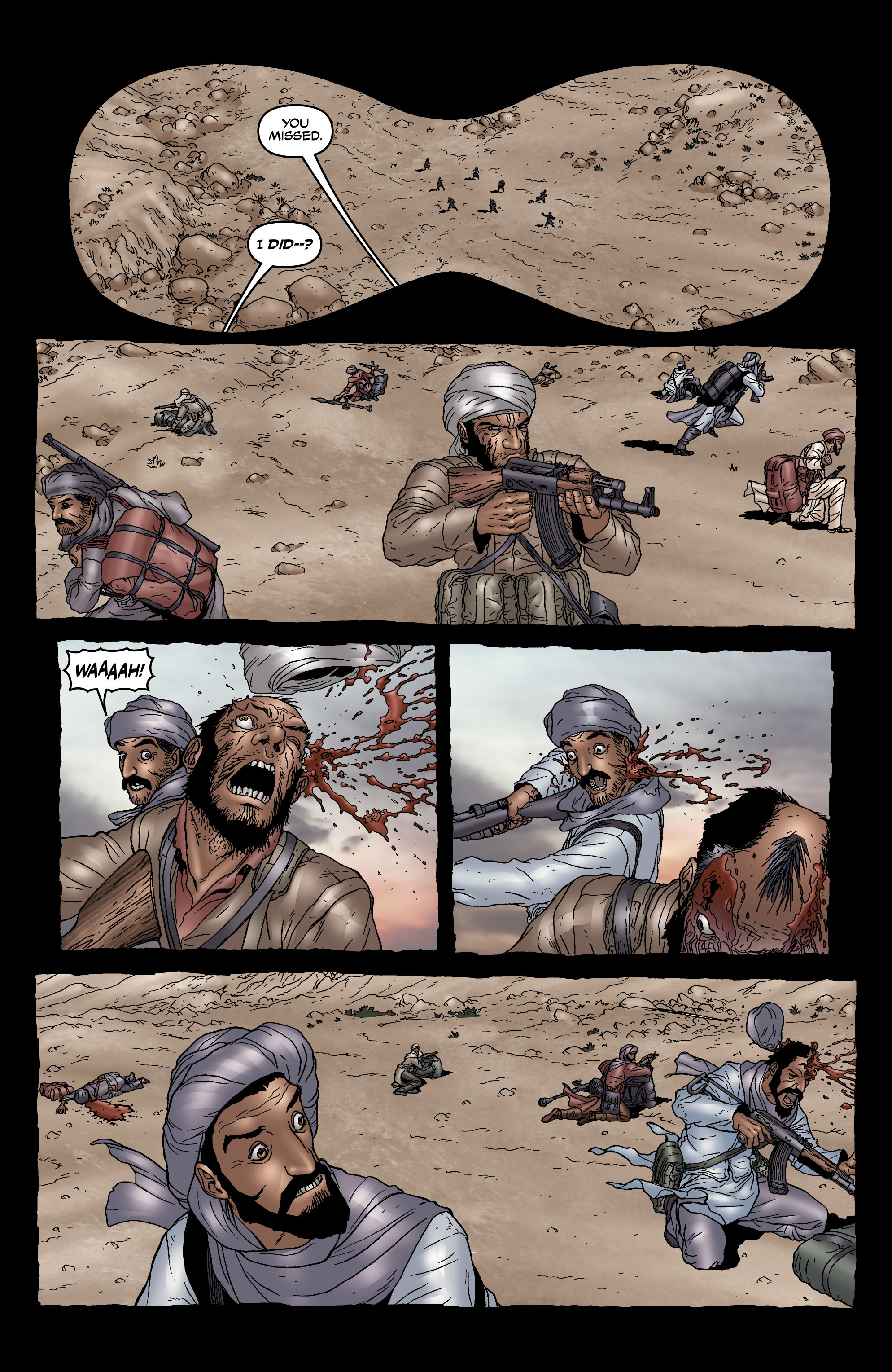 Read online 303 comic -  Issue #6 - 12