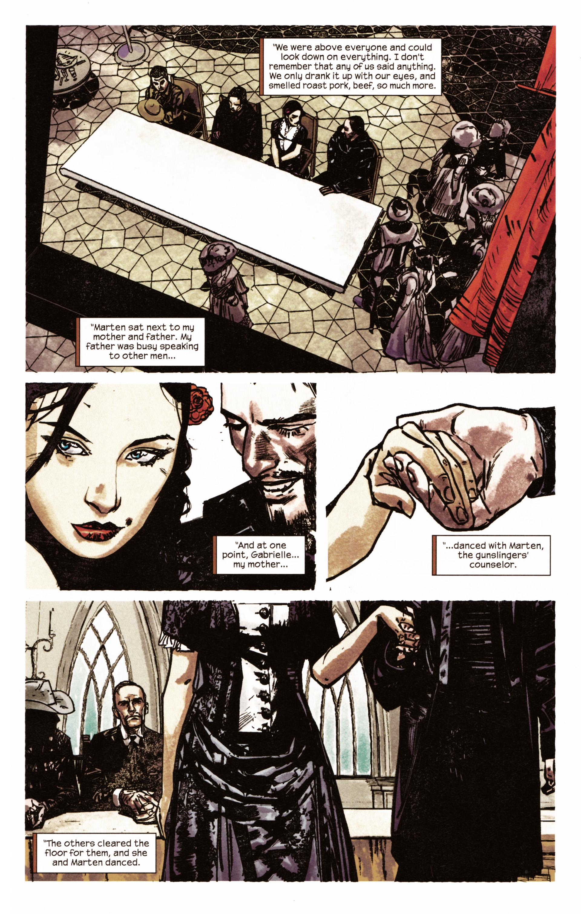 Read online Dark Tower: The Gunslinger - The Man in Black comic -  Issue #2 - 18
