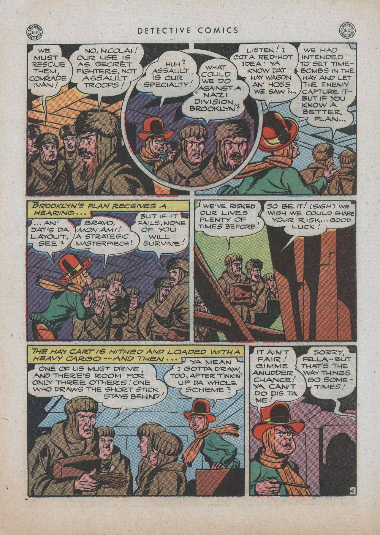 Read online Detective Comics (1937) comic -  Issue #89 - 50