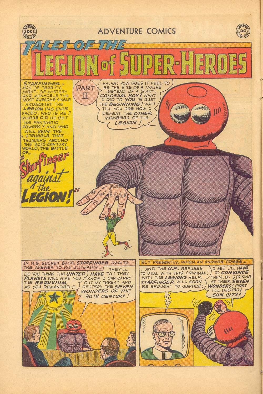 Read online Adventure Comics (1938) comic -  Issue #335 - 14