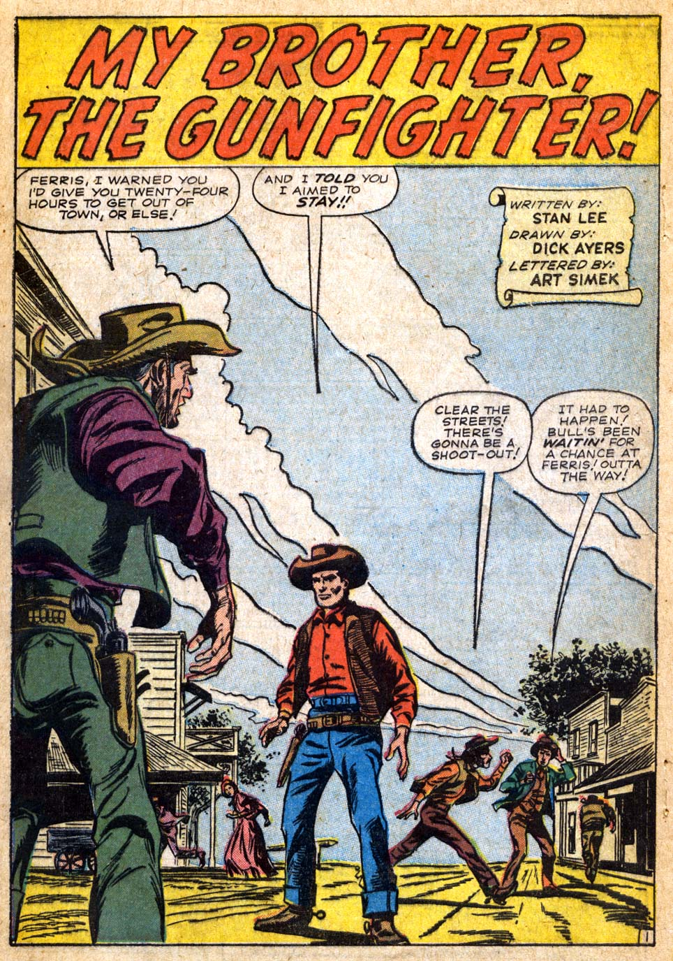 Read online Two-Gun Kid comic -  Issue #66 - 28