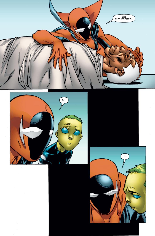 Read online Alpha Flight (2004) comic -  Issue #11 - 16
