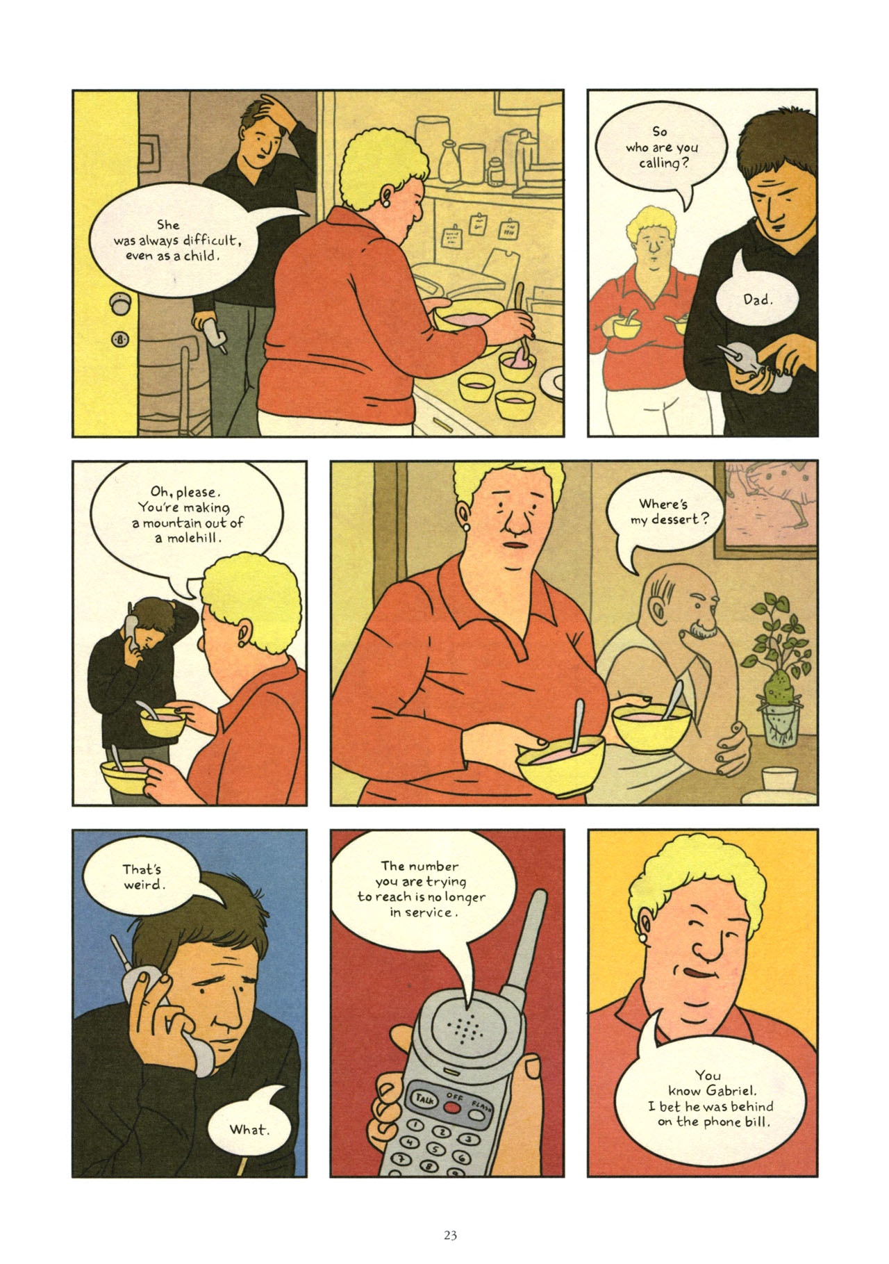 Read online Exit Wounds comic -  Issue # TPB - 24