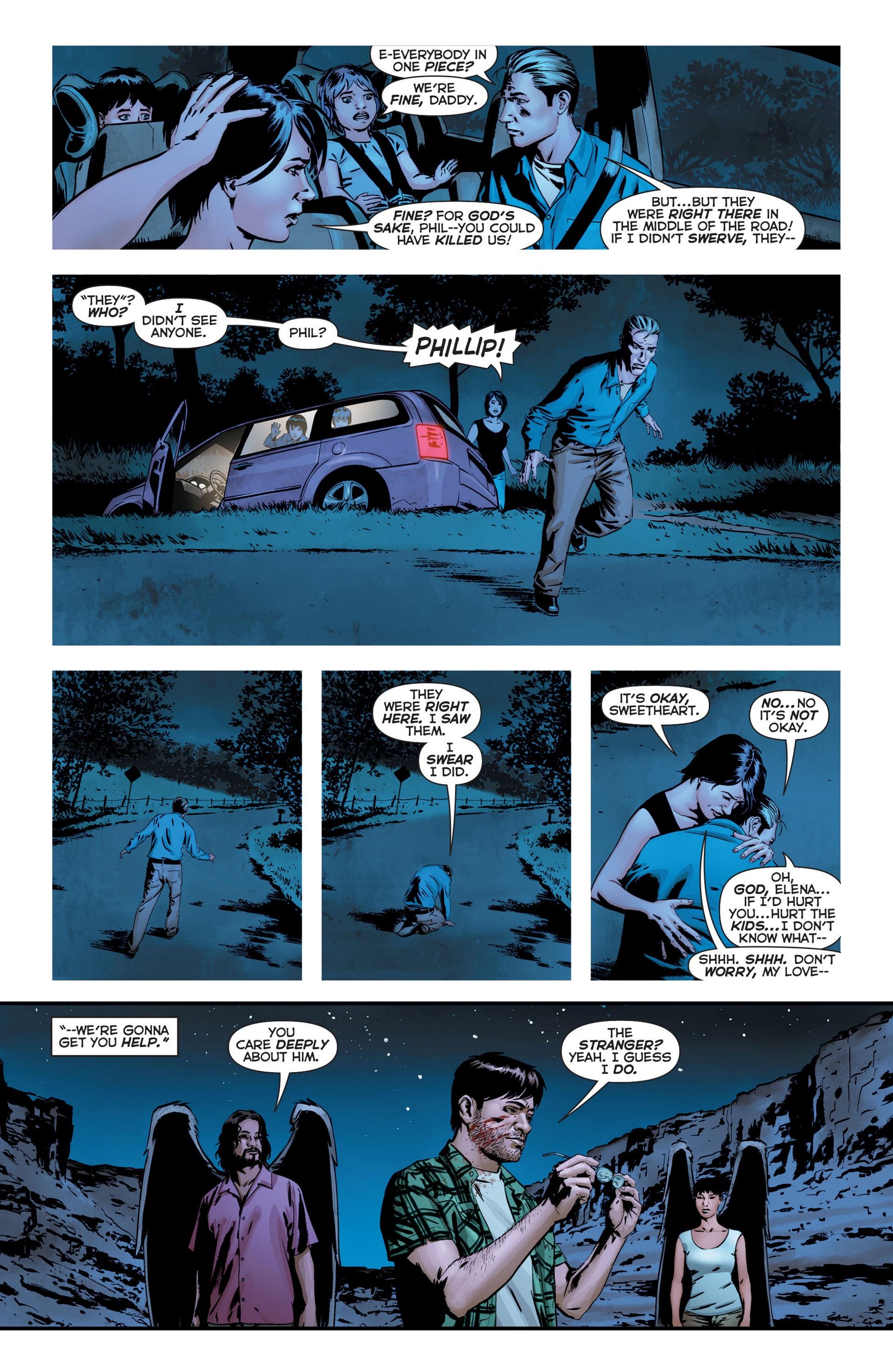 Read online Trinity of Sin: The Phantom Stranger comic -  Issue #22 - 10