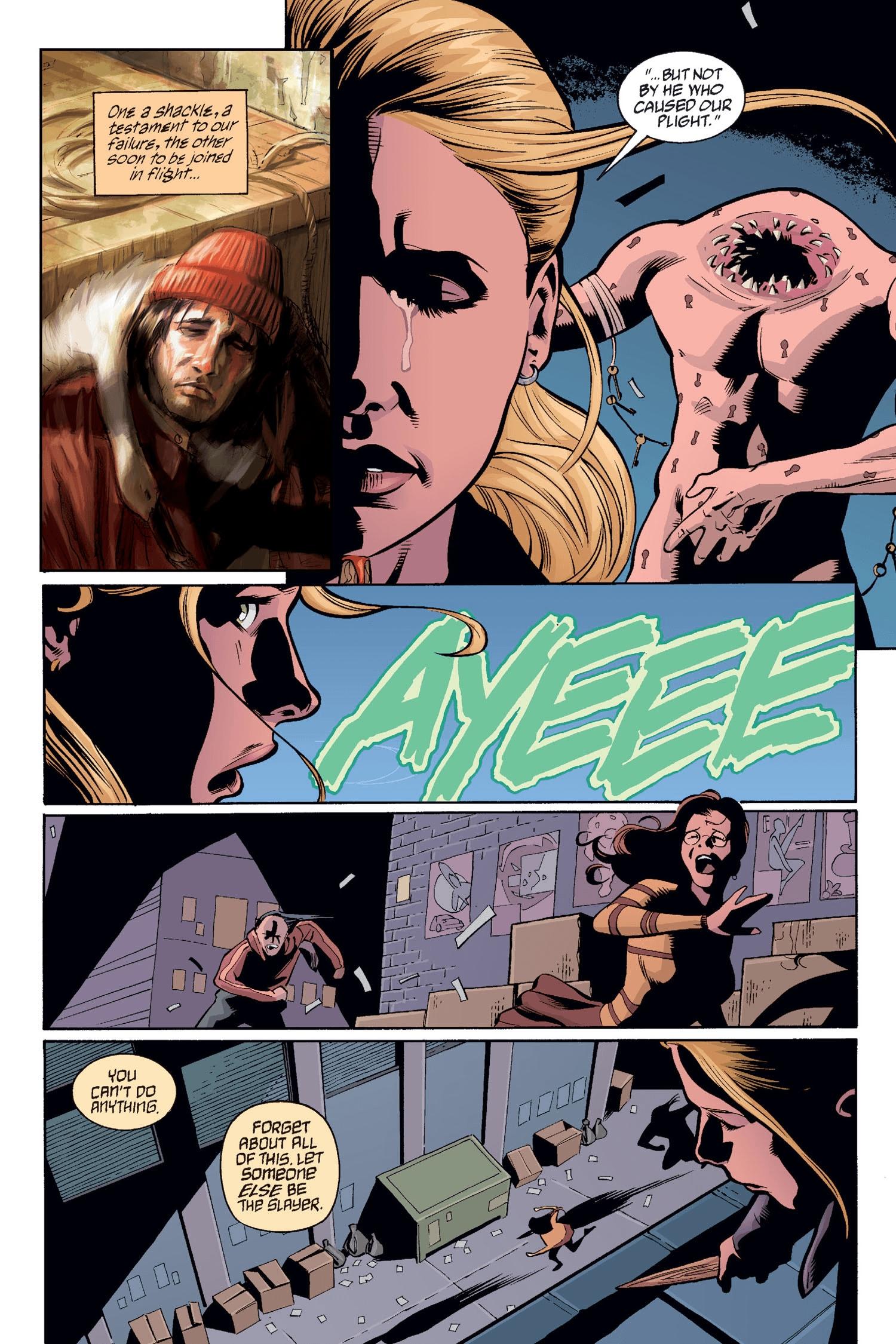 Read online Buffy the Vampire Slayer: Omnibus comic -  Issue # TPB 2 - 60