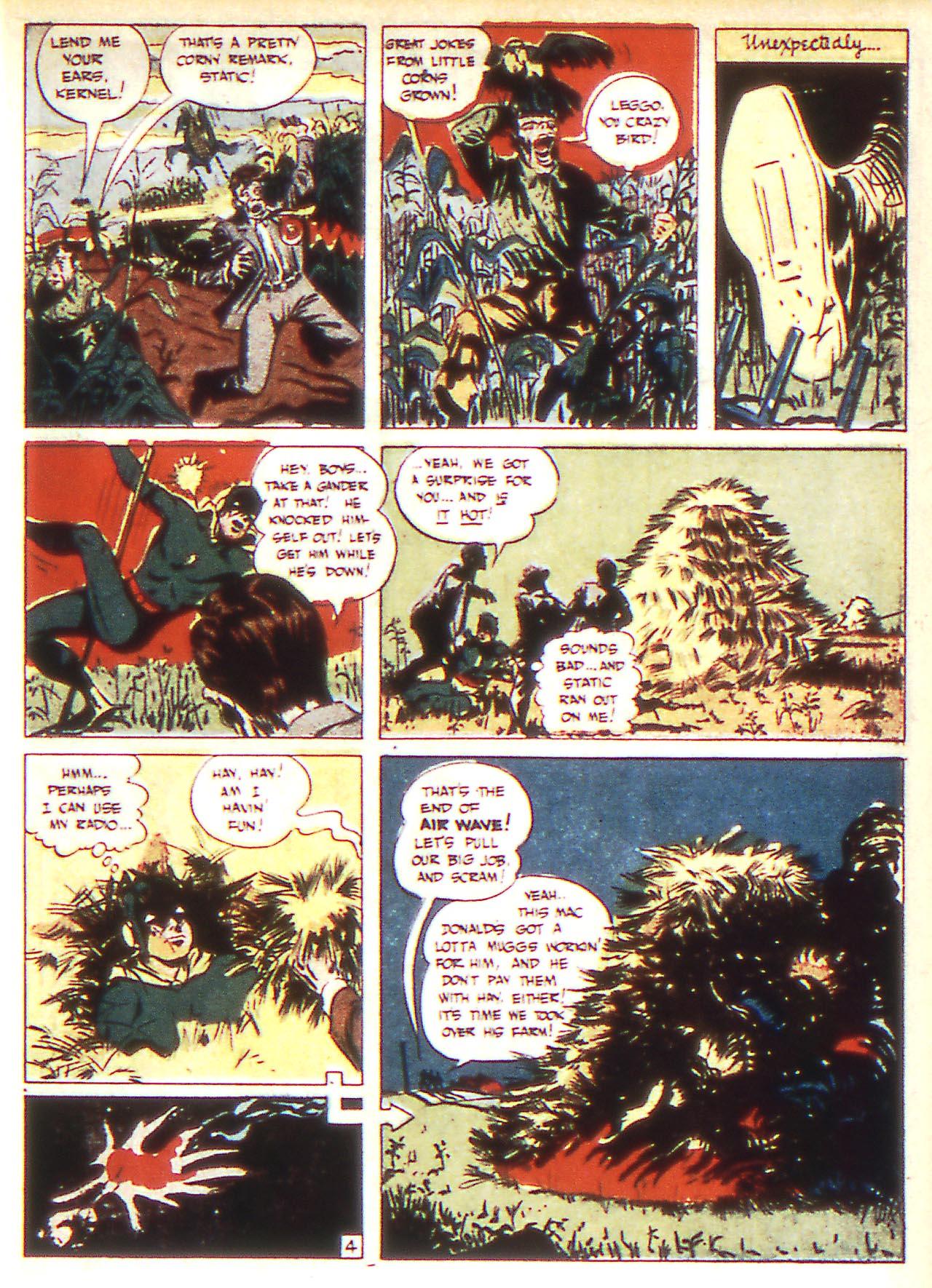 Read online Detective Comics (1937) comic -  Issue #81 - 41