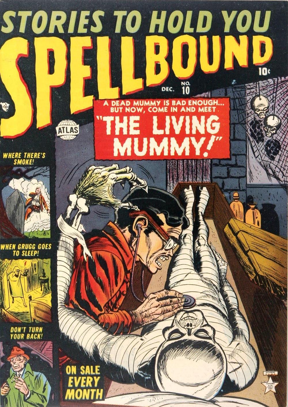 Spellbound (1952) issue 10 - Page 1