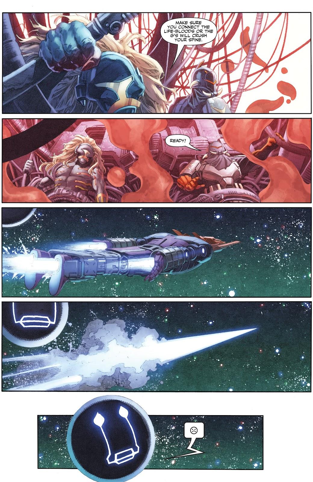 Read online X-O Manowar (2017) comic -  Issue #23 - 8