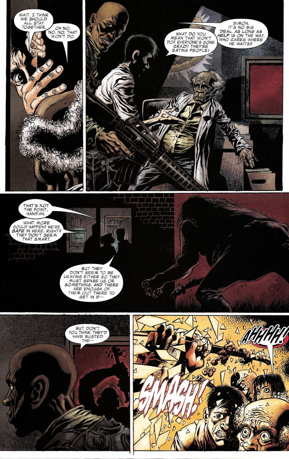 Read online Zombie (2006) comic -  Issue #2 - 7
