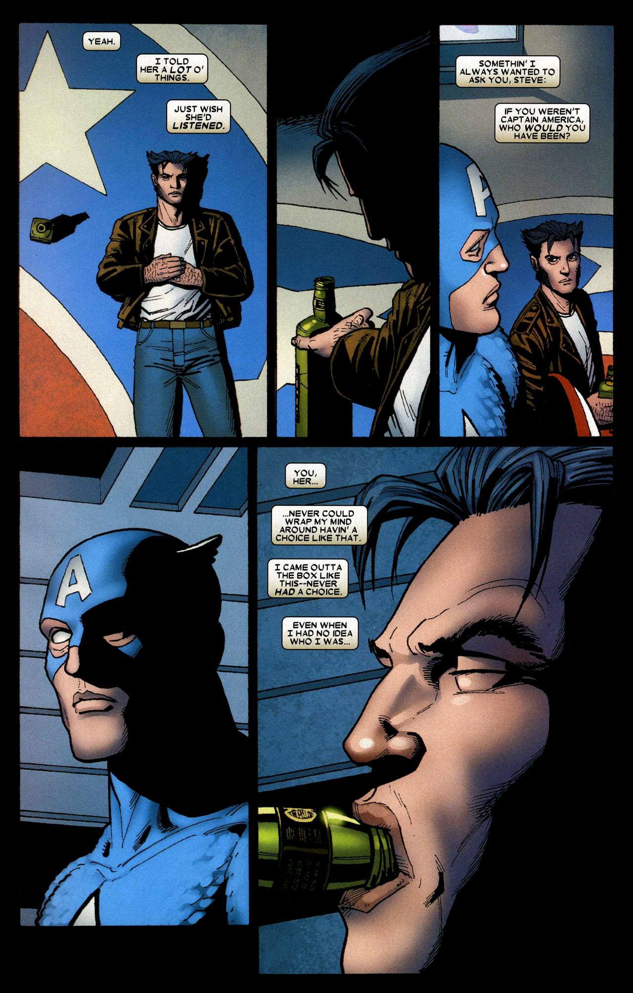 Read online Wolverine: Origins comic -  Issue #16 - 16
