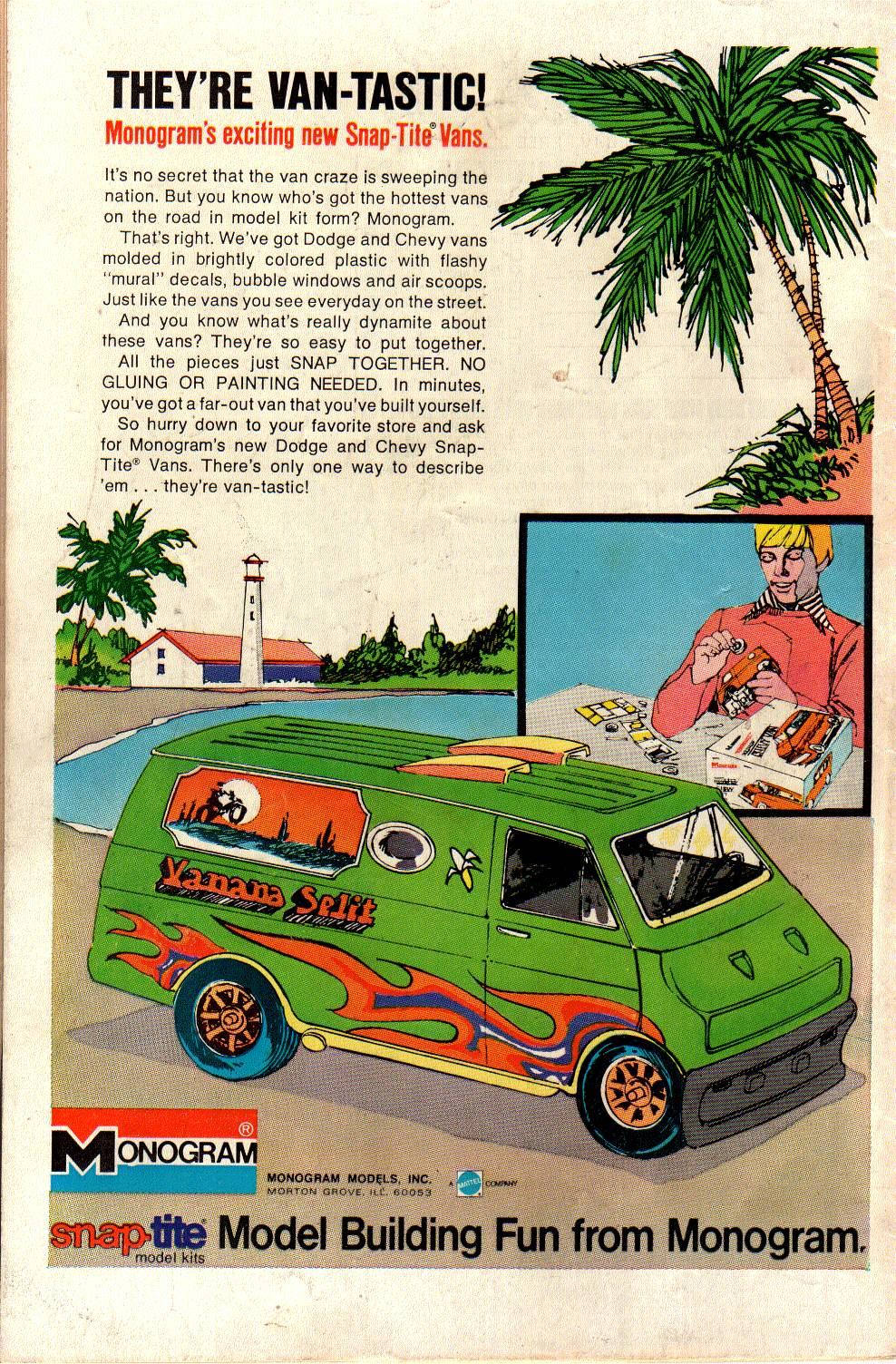 Read online Shazam! (1973) comic -  Issue #23 - 36