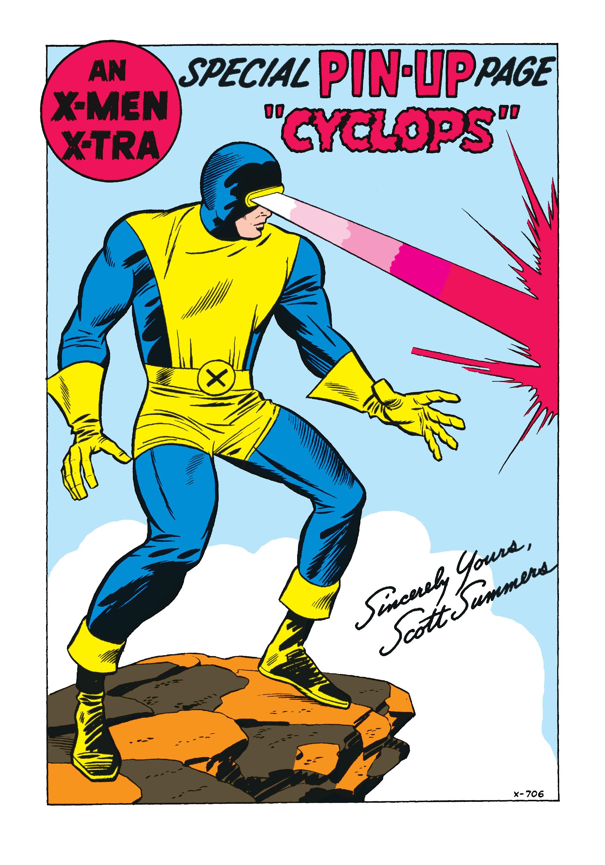Uncanny X-Men (1963) 6 Page 23