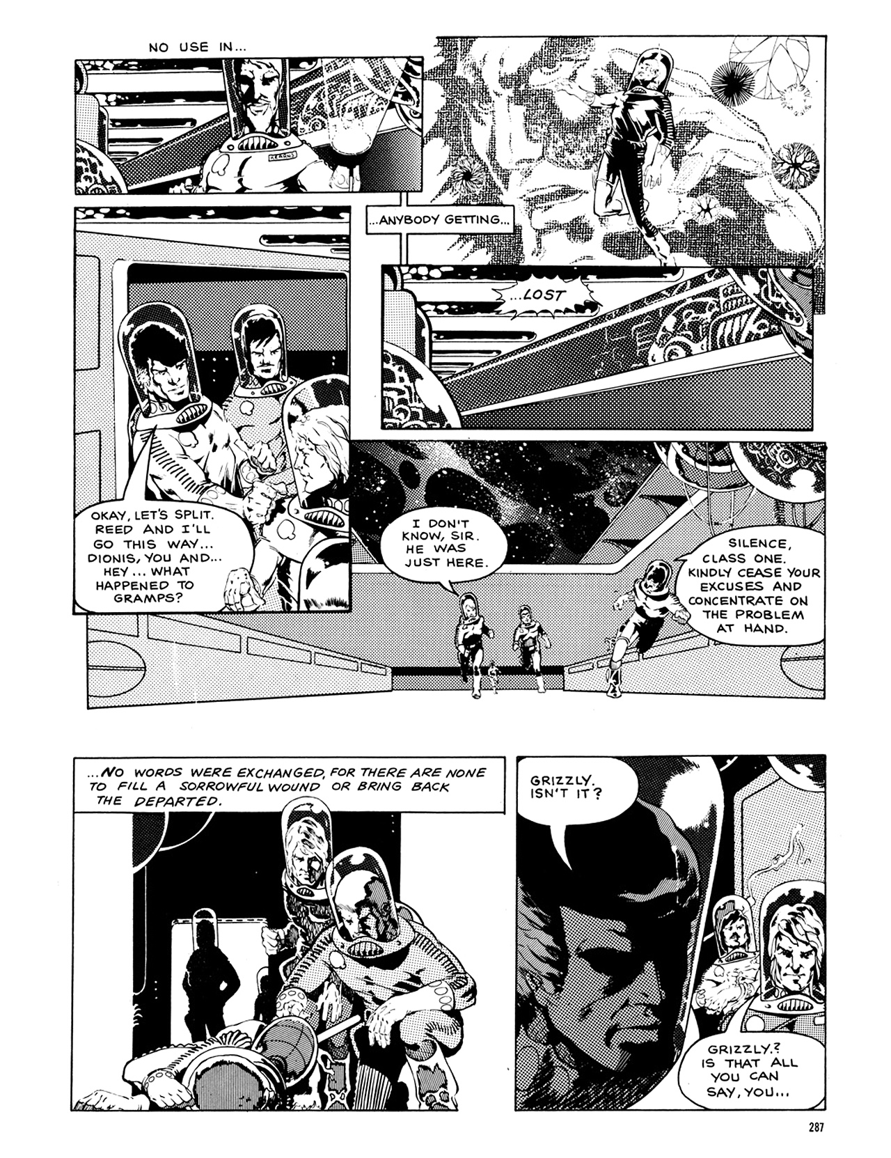 Read online Eerie Archives comic -  Issue # TPB 8 - 288