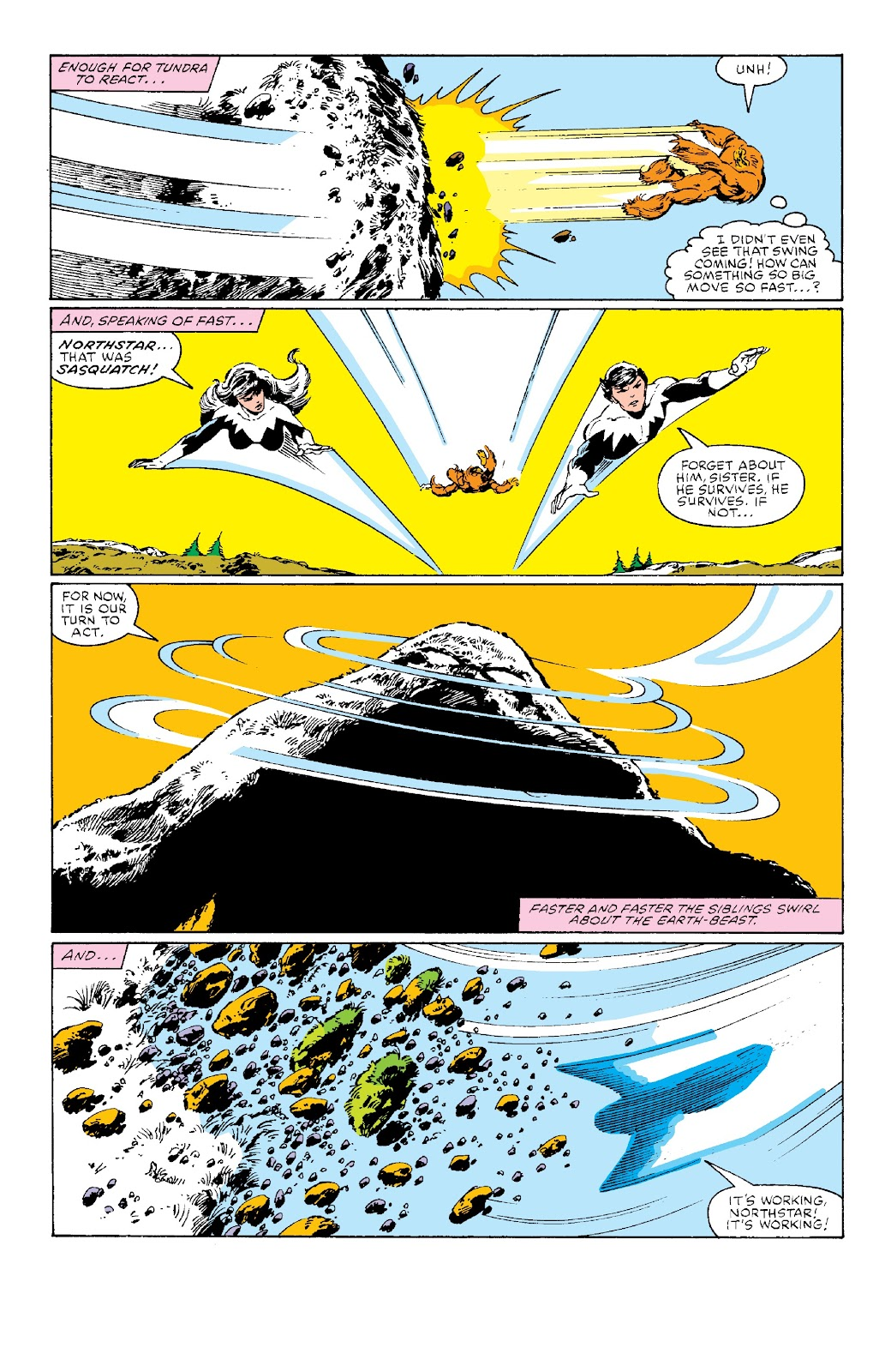 Alpha Flight (1983) issue _Facsimile_Edition_1 - Page 40