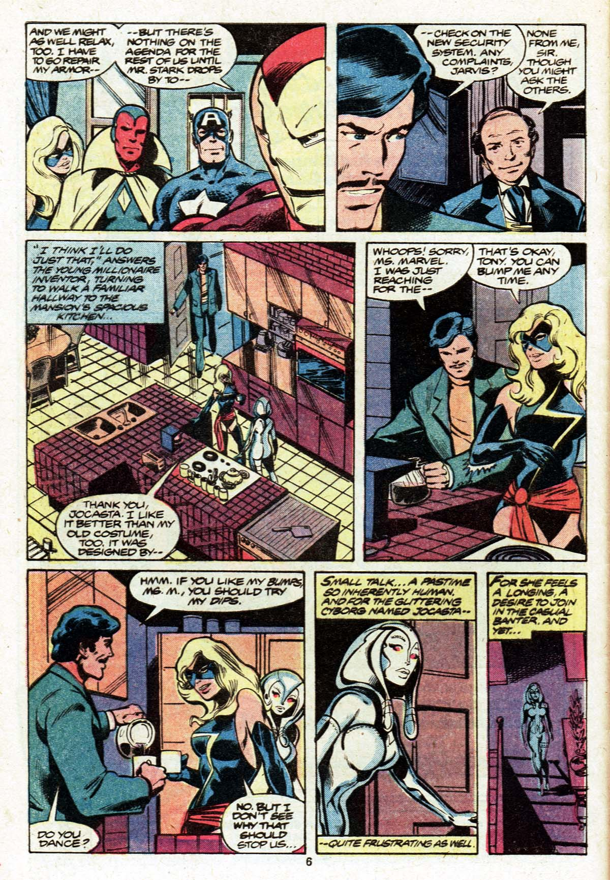 The Avengers (1963) 185 Page 4