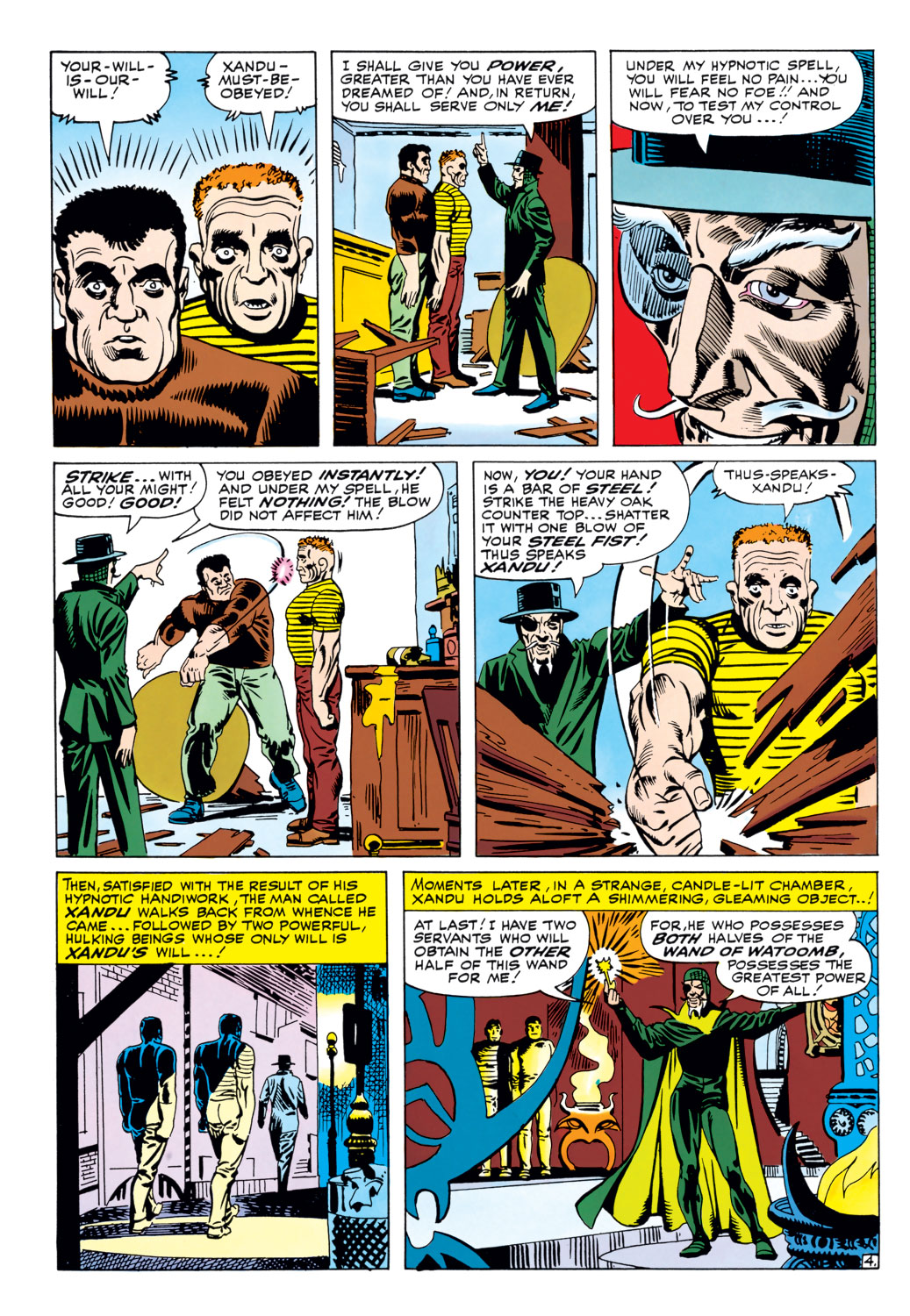 The Amazing Spider-Man (1963) _Annual_2 Page 4